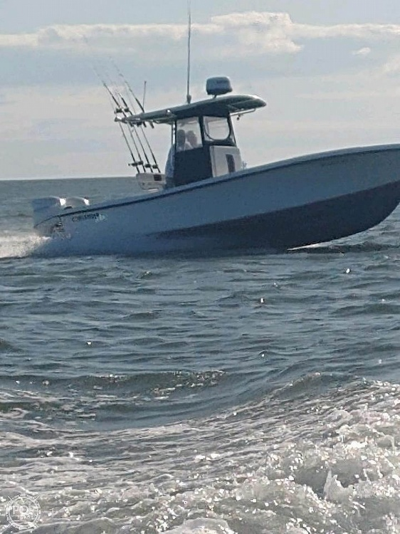 1997 Contender boat for sale, model of the boat is 25 Open & Image # 8 of 40