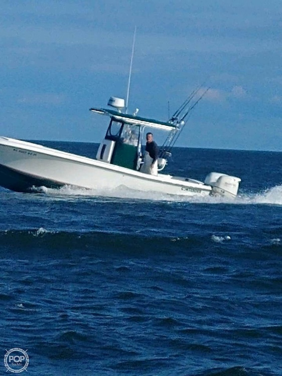 1997 Contender boat for sale, model of the boat is 25 Open & Image # 9 of 40