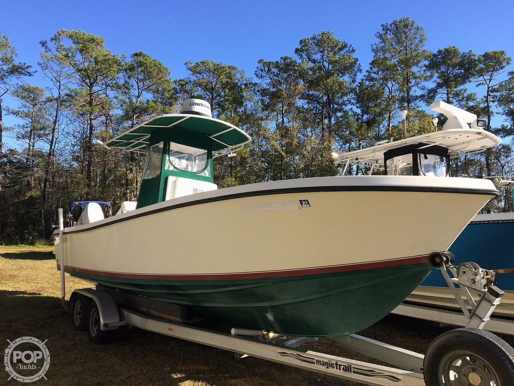 1997 Contender boat for sale, model of the boat is 25 Open & Image # 11 of 40