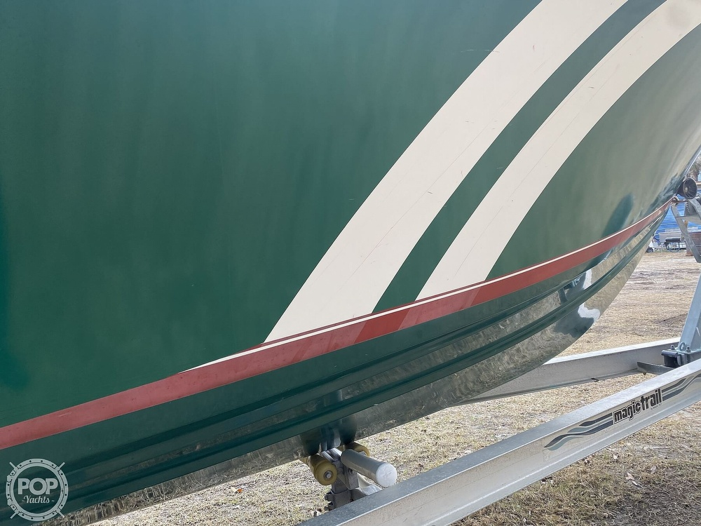 1997 Contender boat for sale, model of the boat is 25 Open & Image # 23 of 40