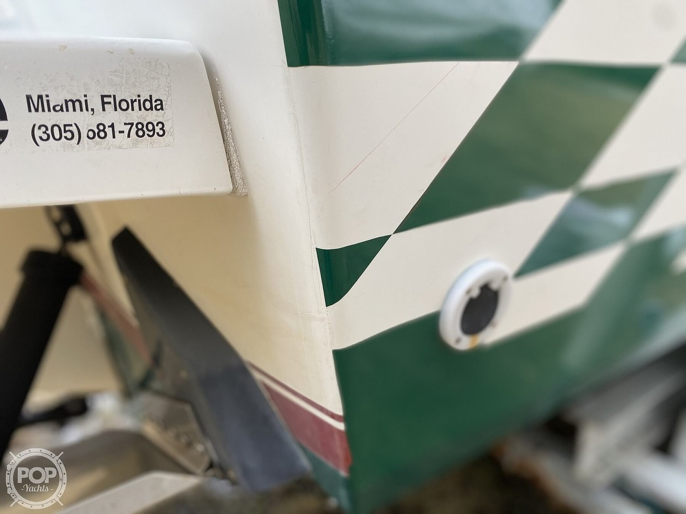 1997 Contender boat for sale, model of the boat is 25 Open & Image # 32 of 40