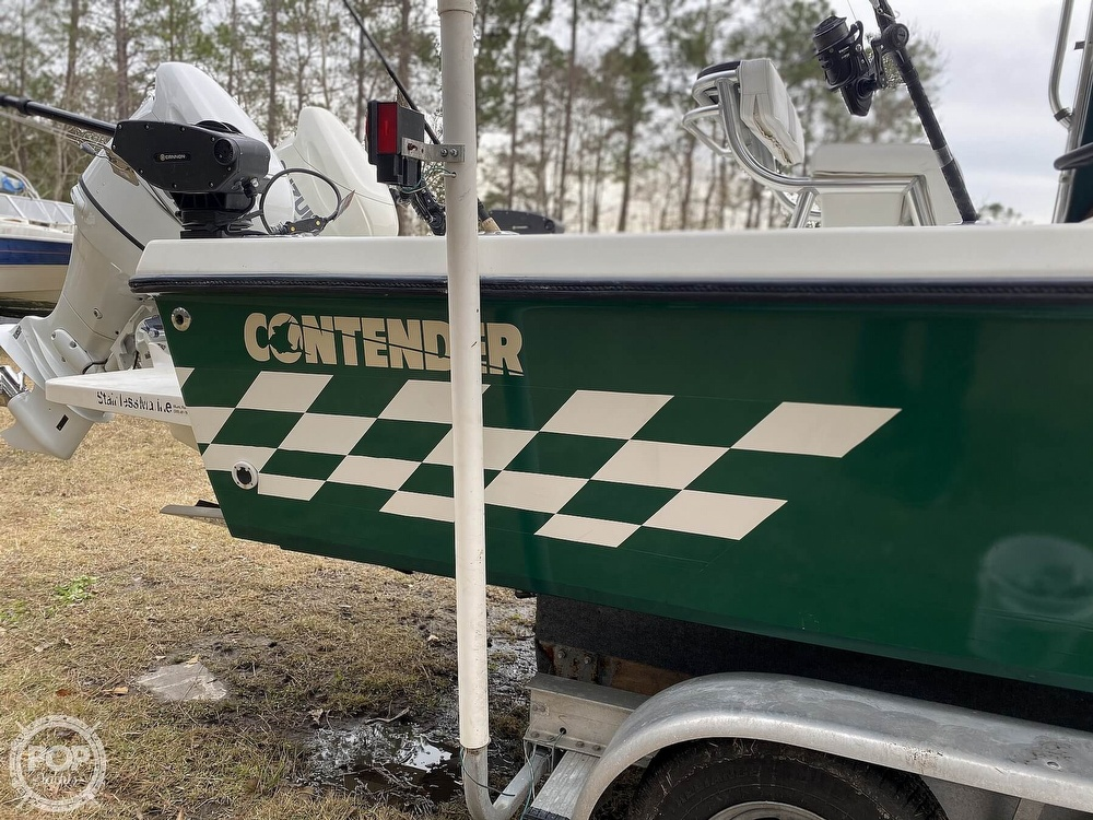 1997 Contender boat for sale, model of the boat is 25 Open & Image # 33 of 40