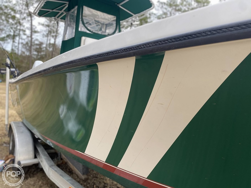 1997 Contender boat for sale, model of the boat is 25 Open & Image # 2 of 40