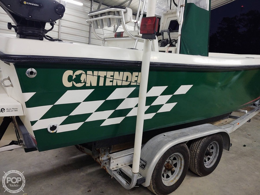 1997 Contender boat for sale, model of the boat is 25 Open & Image # 6 of 40
