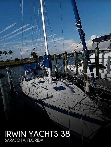 Used Irwin Boats For Sale by owner | 1986 Irwin Yachts 38 Citation