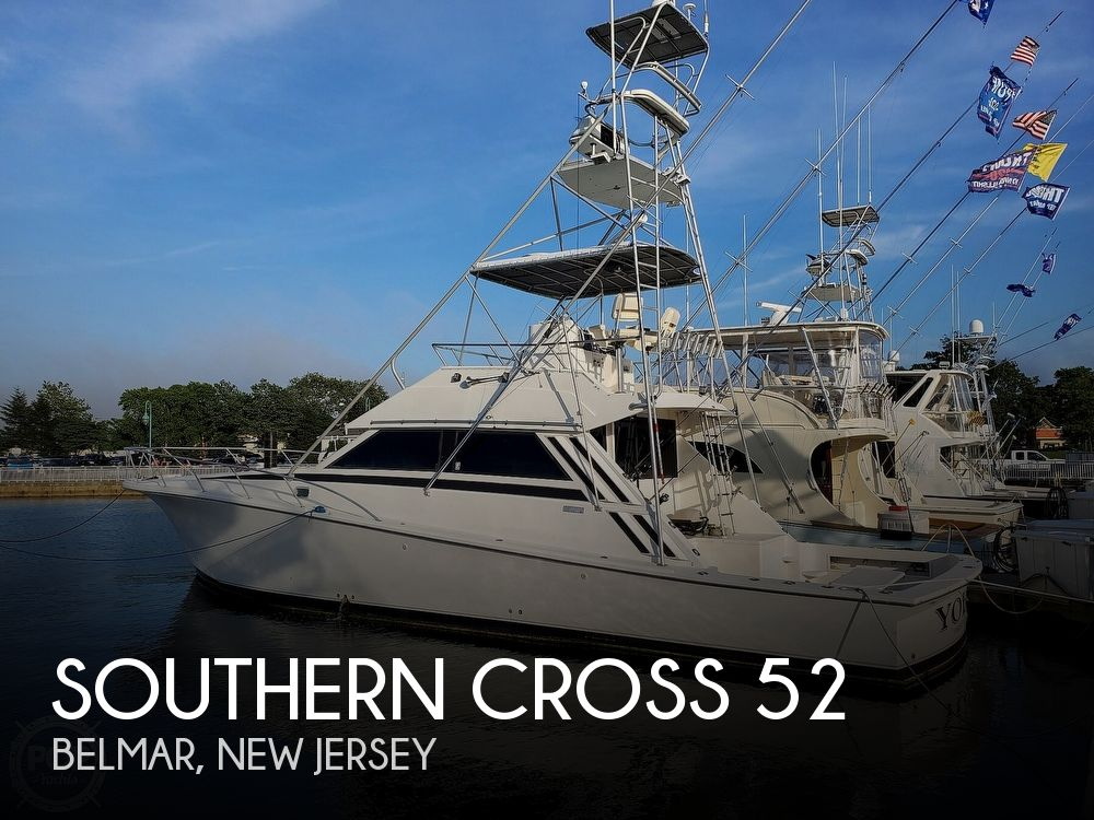 1988 Southern Cross boat for sale, model of the boat is 52 & Image # 1 of 40