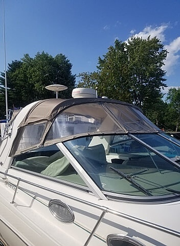 1998 Sea Ray boat for sale, model of the boat is 290 Sundancer & Image # 8 of 34