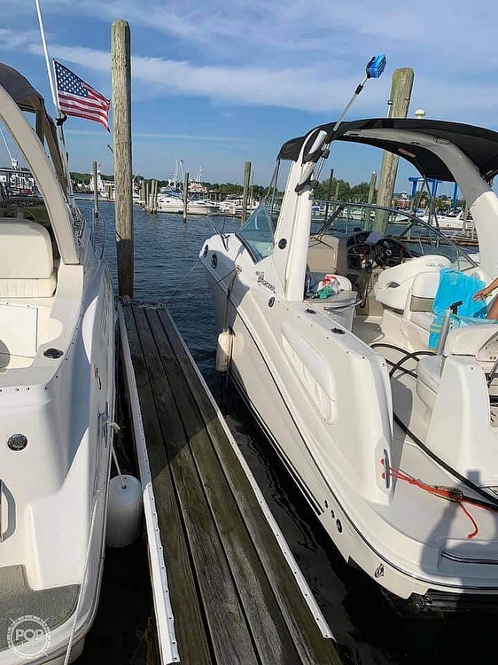 2006 Sea Ray boat for sale, model of the boat is 260 sundancer & Image # 2 of 7