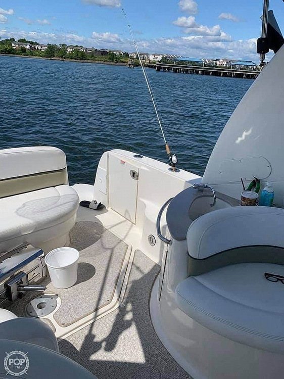 2006 Sea Ray boat for sale, model of the boat is 260 sundancer & Image # 4 of 7
