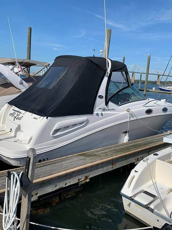 2006 Sea Ray boat for sale, model of the boat is 260 sundancer & Image # 3 of 7