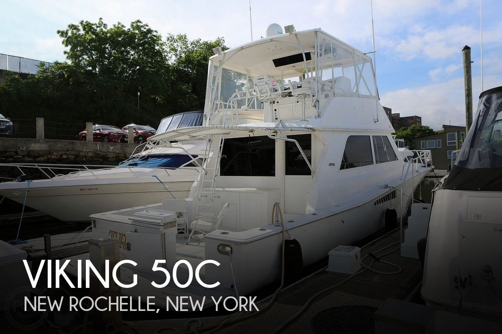 Used Boats For Sale in Trenton, New Jersey by owner | 1991 Viking 50C