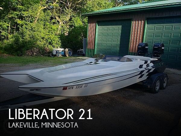 Used Liberator Boats For Sale by owner | 2002 Liberator 21