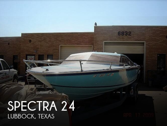 Used Boats For Sale in Lubbock, Texas by owner | 1978 Spectra 24