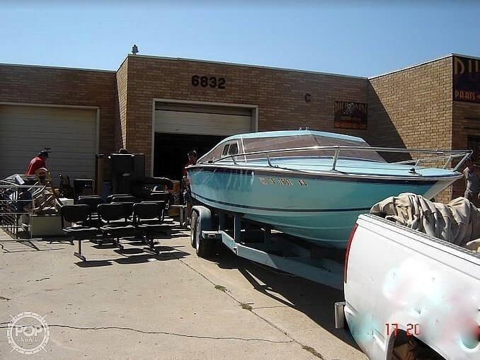 1978 Spectra boat for sale, model of the boat is 24 & Image # 4 of 41