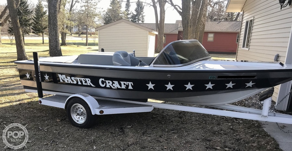 1978 Mastercraft boat for sale, model of the boat is Stars & Stripes Ski Boat & Image # 6 of 22