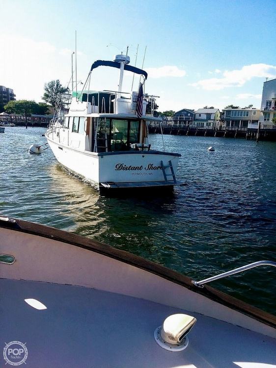 1978 Mainship boat for sale, model of the boat is MK I & Image # 5 of 40
