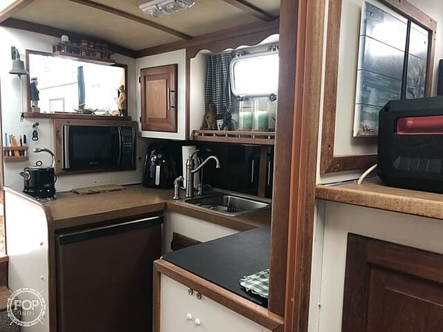 1978 Mainship boat for sale, model of the boat is MK I & Image # 35 of 40