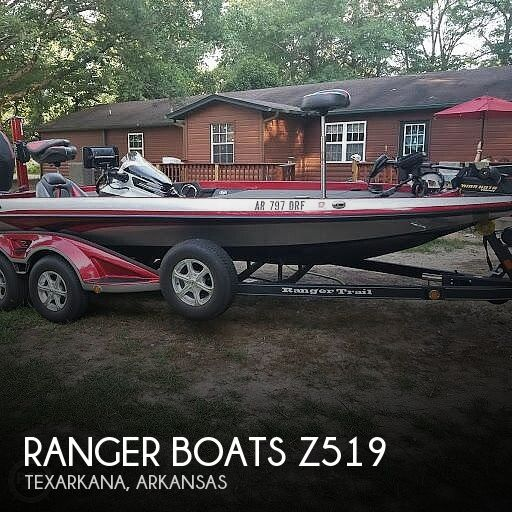 Used Ranger Boats For Sale by owner | 2017 Ranger Boats Z519