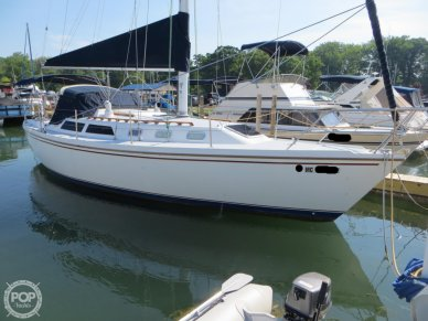 Catalina tall rig wing keel c 34, 34, for sale - $38,900