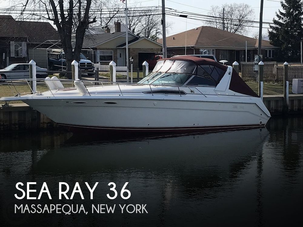 Used Sea Ray 36 Boats For Sale by owner   1990 Sea Ray 36