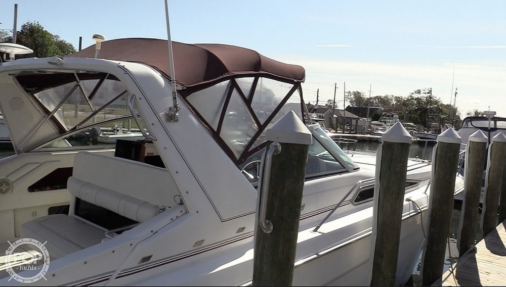 1990 Sea Ray boat for sale, model of the boat is 350 Express Cruiser & Image # 2 of 40