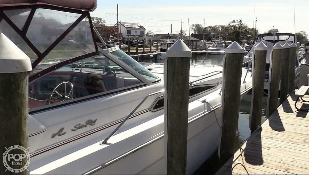 1990 Sea Ray boat for sale, model of the boat is 350 Express Cruiser & Image # 16 of 40