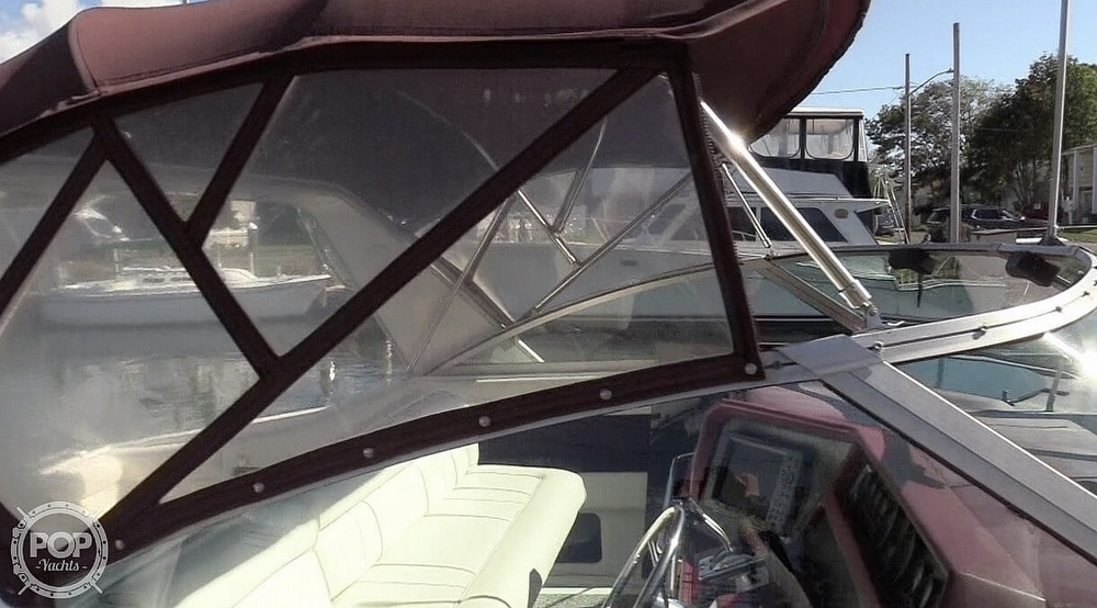 1990 Sea Ray boat for sale, model of the boat is 350 Express Cruiser & Image # 22 of 40