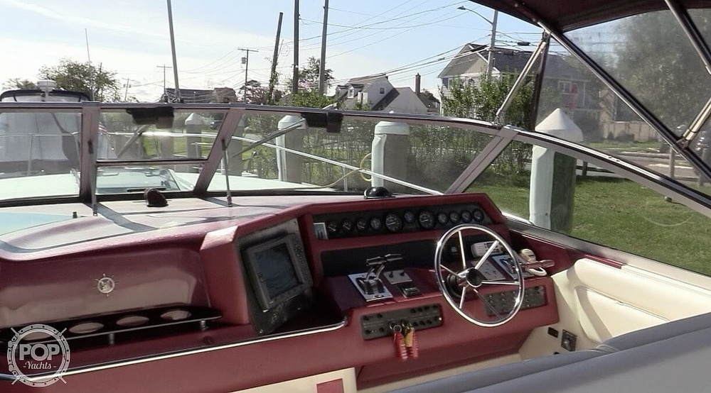 1990 Sea Ray boat for sale, model of the boat is 350 Express Cruiser & Image # 28 of 40