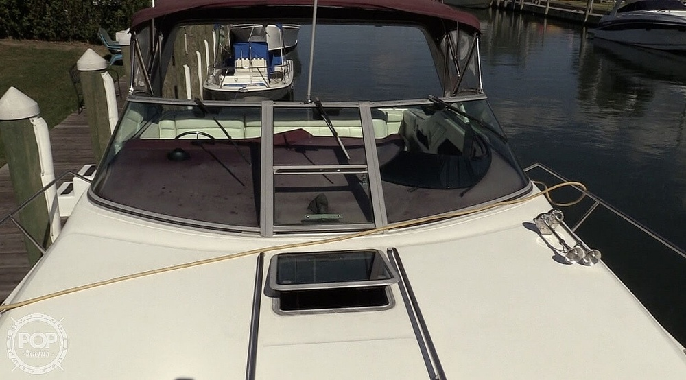 1990 Sea Ray boat for sale, model of the boat is 350 Express Cruiser & Image # 5 of 40