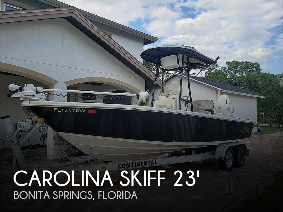 Used Carolina Skiff Boats For Sale by owner | 2018 26 foot Carolina Skiff Sea Chaser