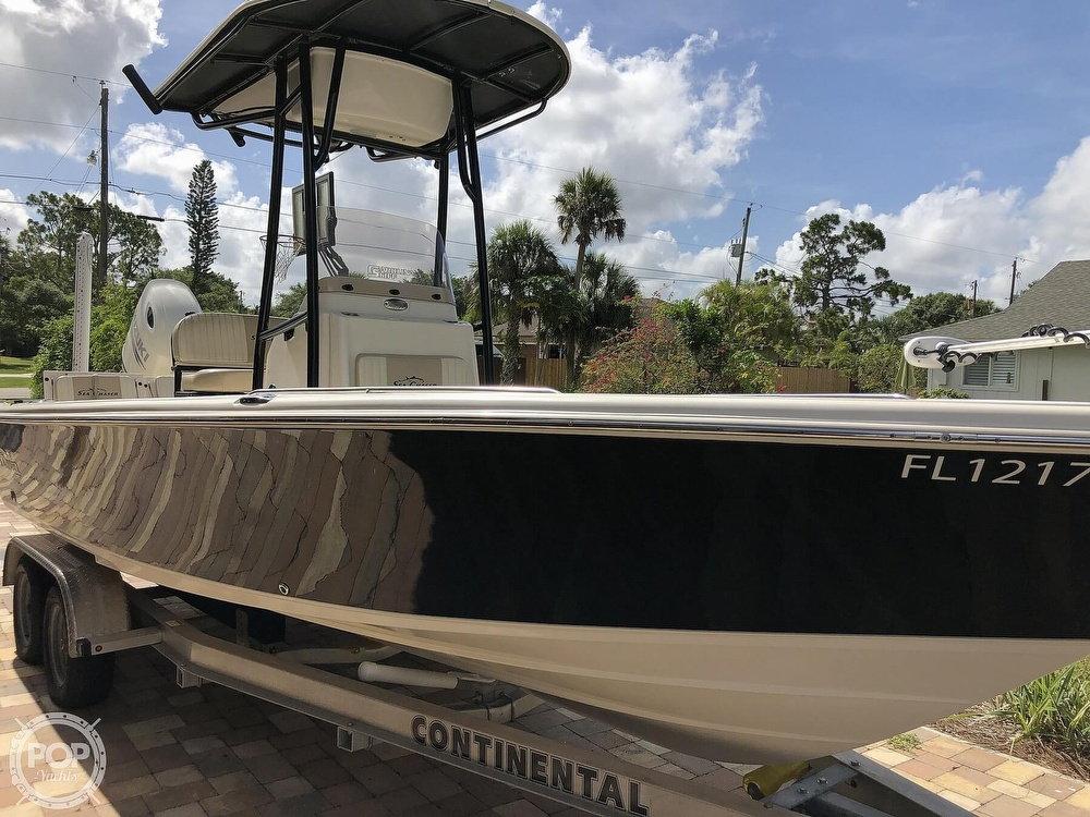 2018 Carolina Skiff boat for sale, model of the boat is Sea Chaser & Image # 5 of 40