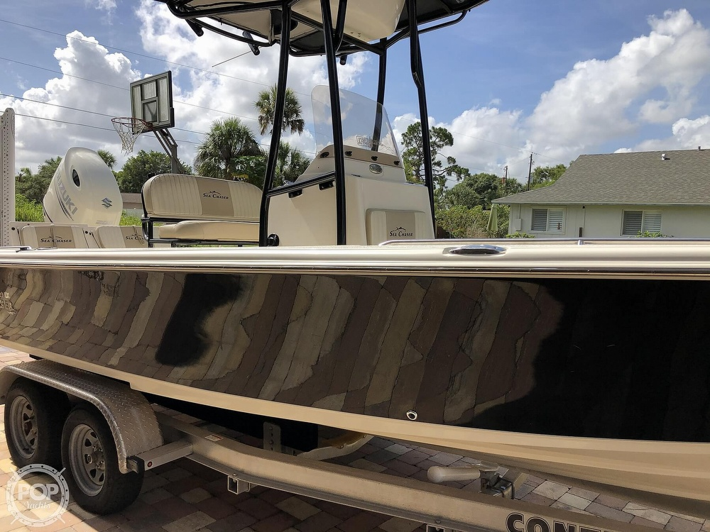2018 Carolina Skiff boat for sale, model of the boat is Sea Chaser & Image # 7 of 40