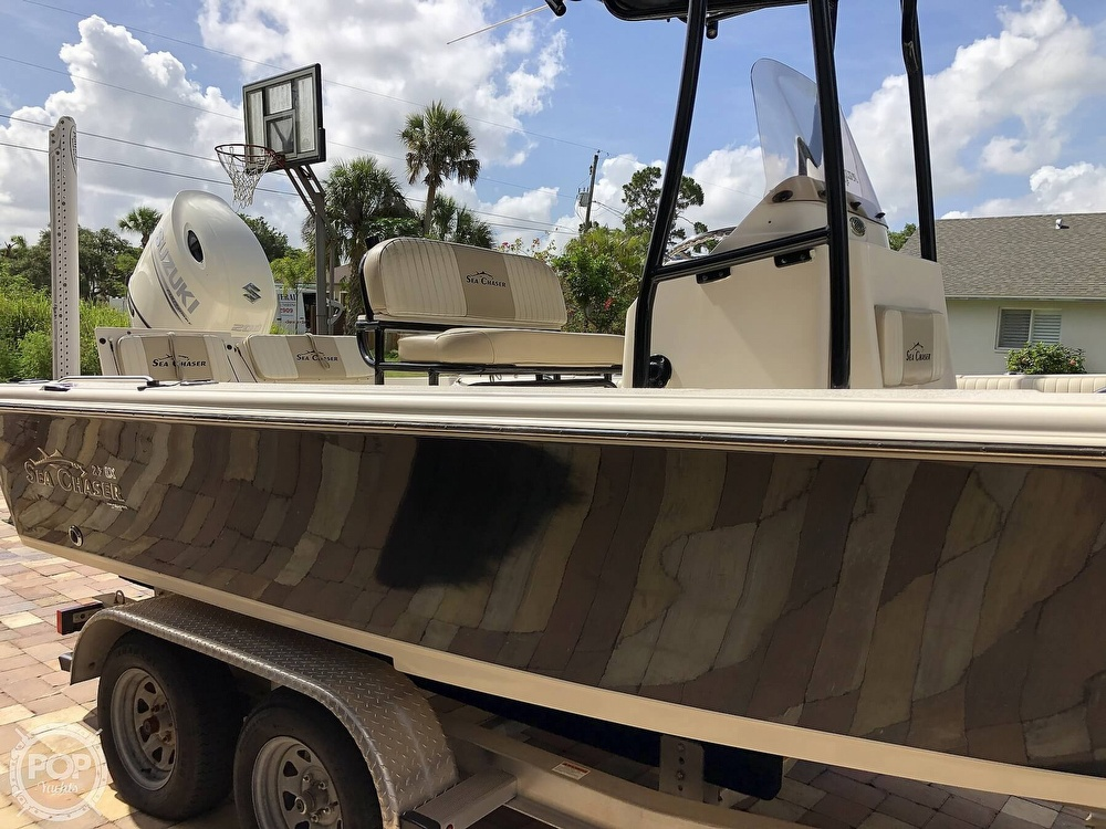 2018 Carolina Skiff boat for sale, model of the boat is Sea Chaser & Image # 8 of 40