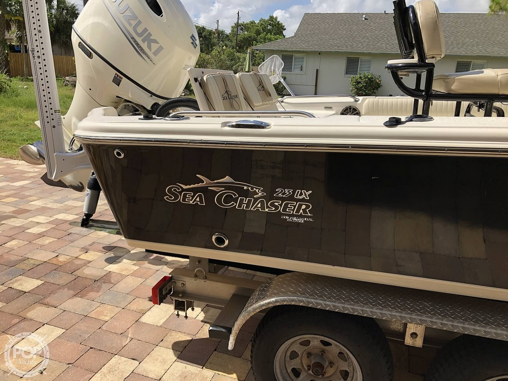 2018 Carolina Skiff boat for sale, model of the boat is Sea Chaser & Image # 9 of 40