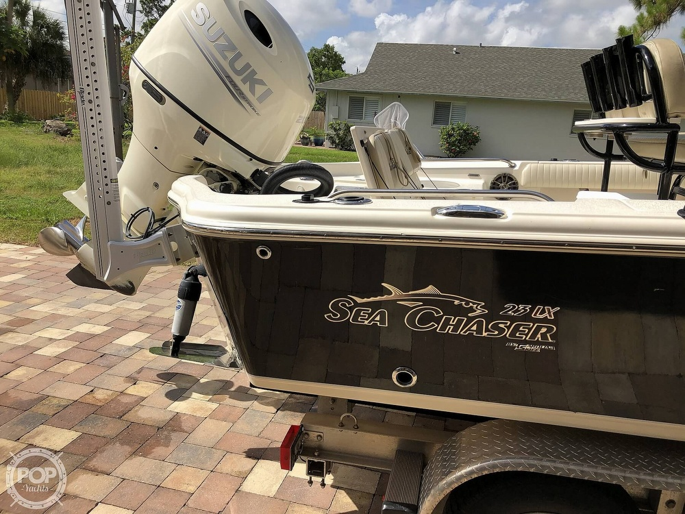 2018 Carolina Skiff boat for sale, model of the boat is Sea Chaser & Image # 10 of 40