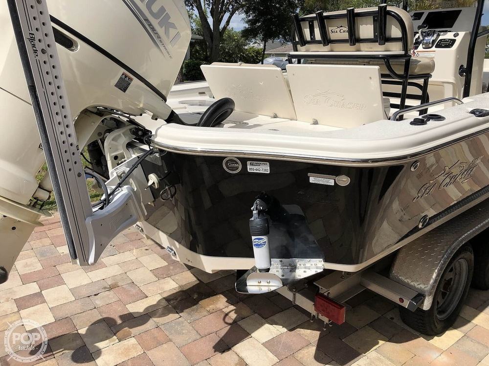 2018 Carolina Skiff boat for sale, model of the boat is Sea Chaser & Image # 11 of 40