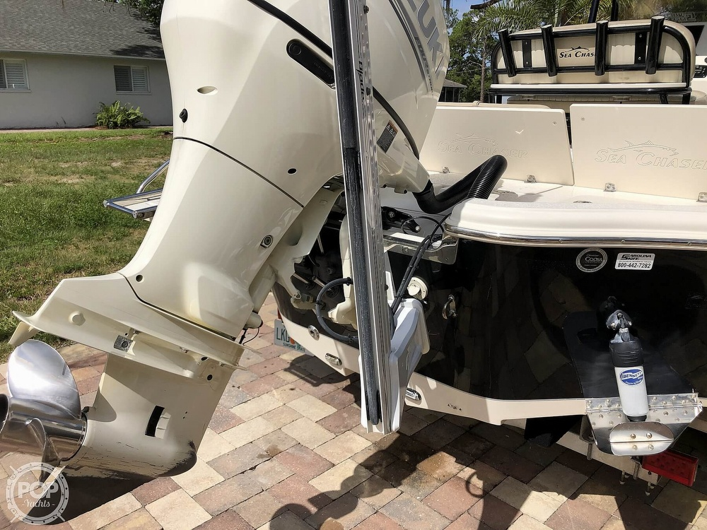 2018 Carolina Skiff boat for sale, model of the boat is Sea Chaser & Image # 12 of 40