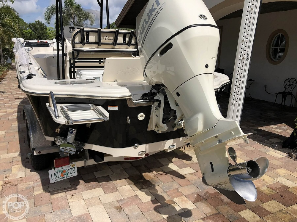 2018 Carolina Skiff boat for sale, model of the boat is Sea Chaser & Image # 17 of 40