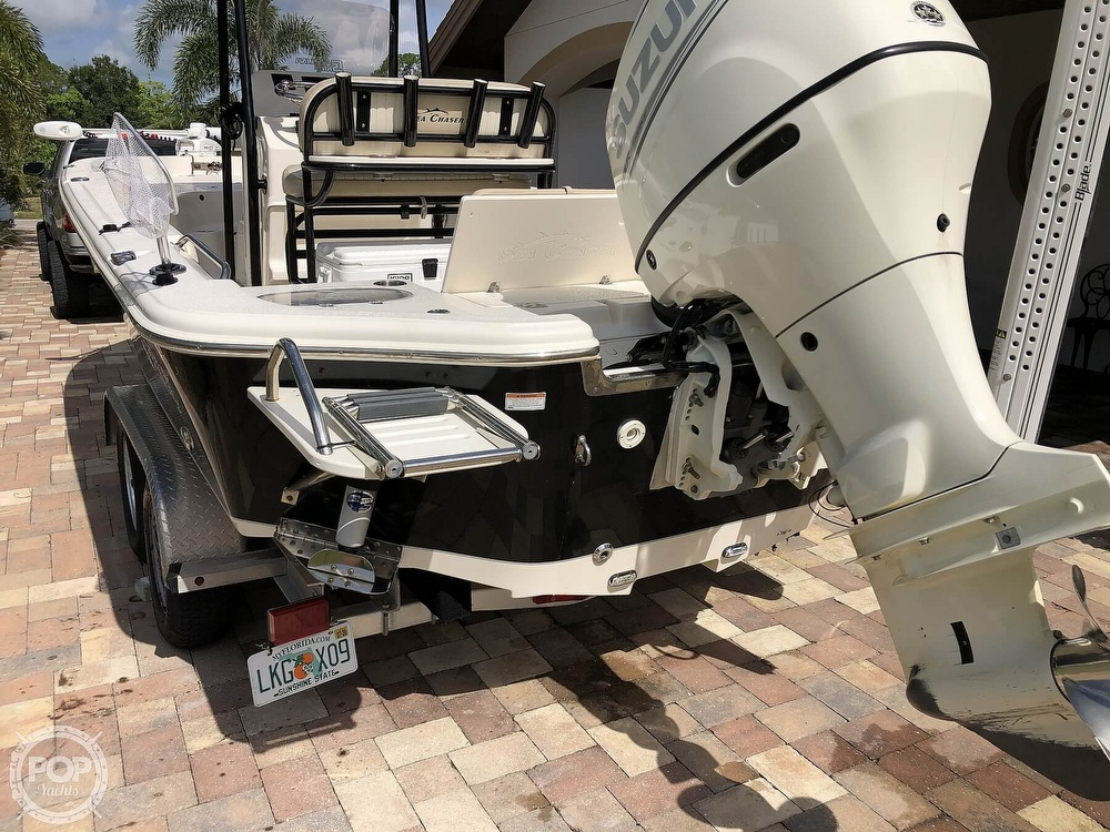 2018 Carolina Skiff boat for sale, model of the boat is Sea Chaser & Image # 18 of 40