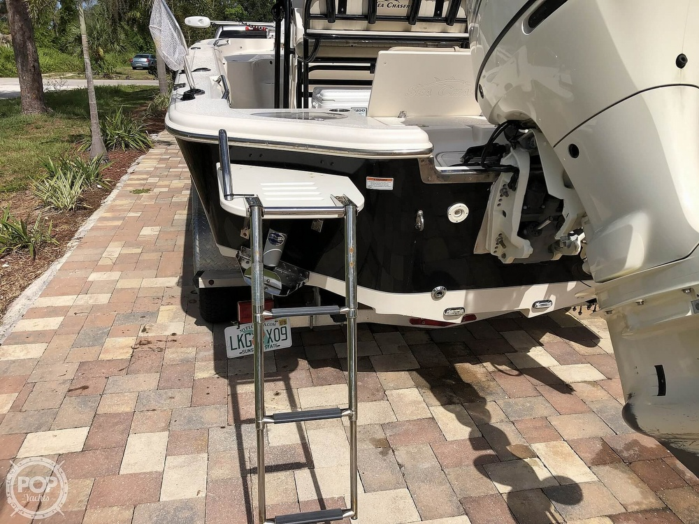 2018 Carolina Skiff boat for sale, model of the boat is Sea Chaser & Image # 19 of 40