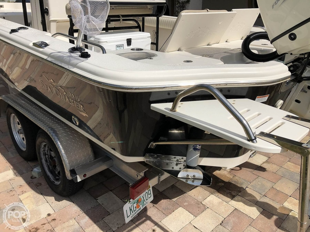 2018 Carolina Skiff boat for sale, model of the boat is Sea Chaser & Image # 20 of 40