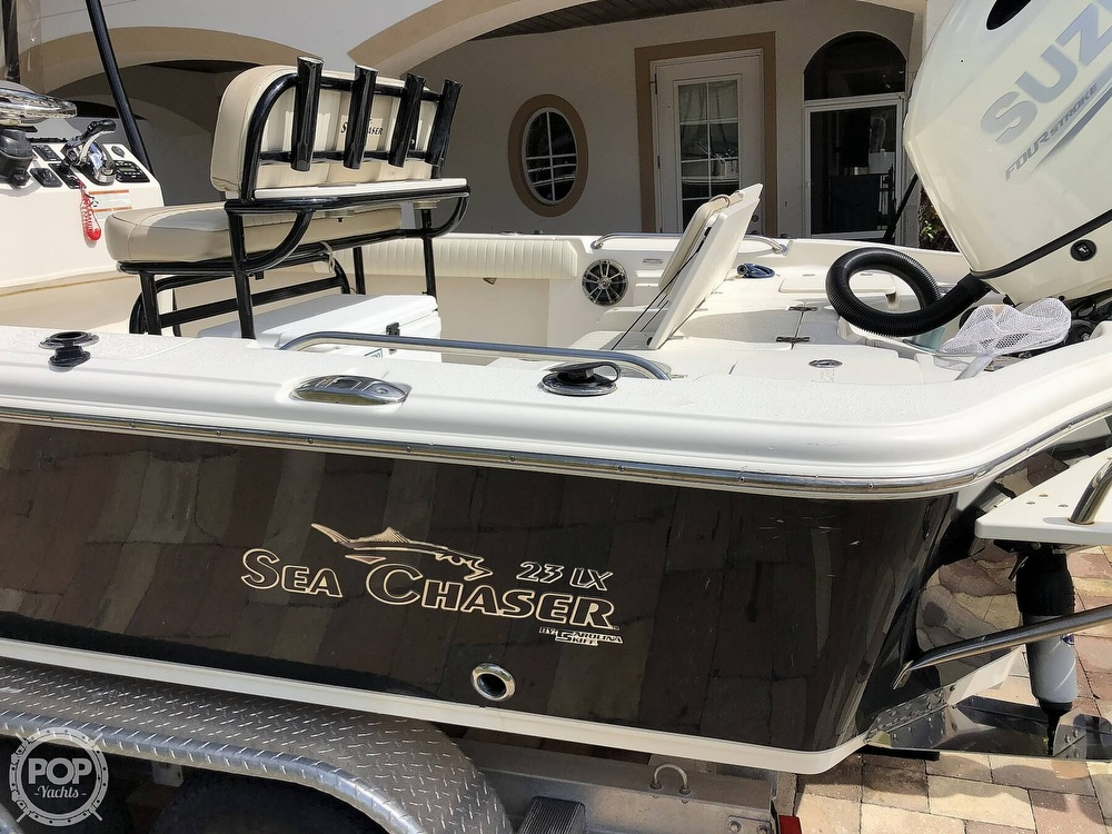 2018 Carolina Skiff boat for sale, model of the boat is Sea Chaser & Image # 22 of 40