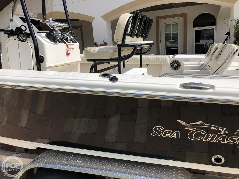 2018 Carolina Skiff boat for sale, model of the boat is Sea Chaser & Image # 24 of 40