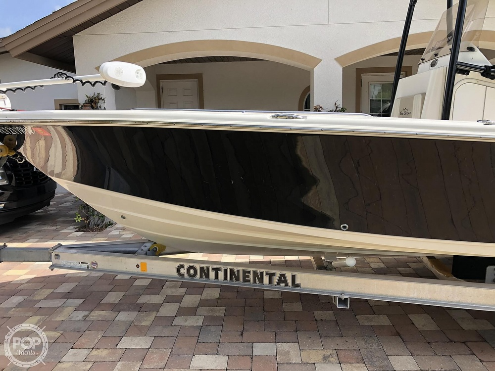 2018 Carolina Skiff boat for sale, model of the boat is Sea Chaser & Image # 32 of 40