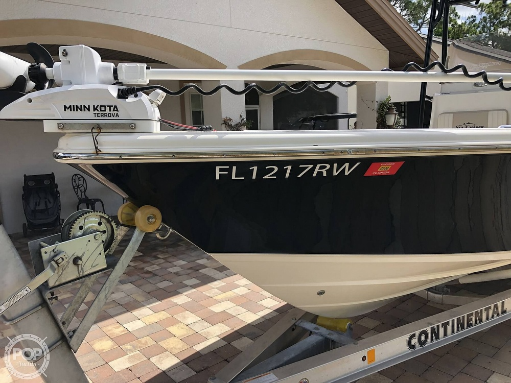 2018 Carolina Skiff boat for sale, model of the boat is Sea Chaser & Image # 36 of 40