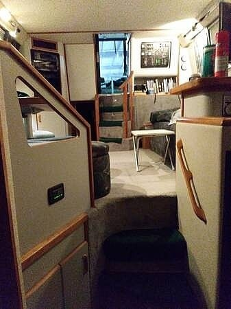 1990 Sea Ray boat for sale, model of the boat is 440 Aft Cabin & Image # 14 of 15