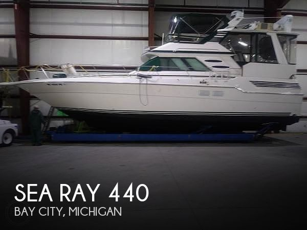 Used Sea Ray Boats For Sale in Michigan by owner | 1990 Sea Ray 43