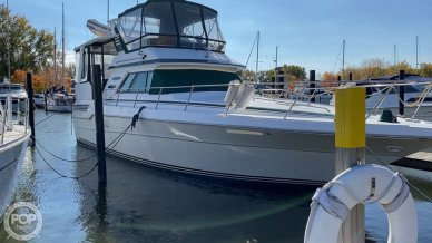 1990 SEA RAY 440 AFT CABIN