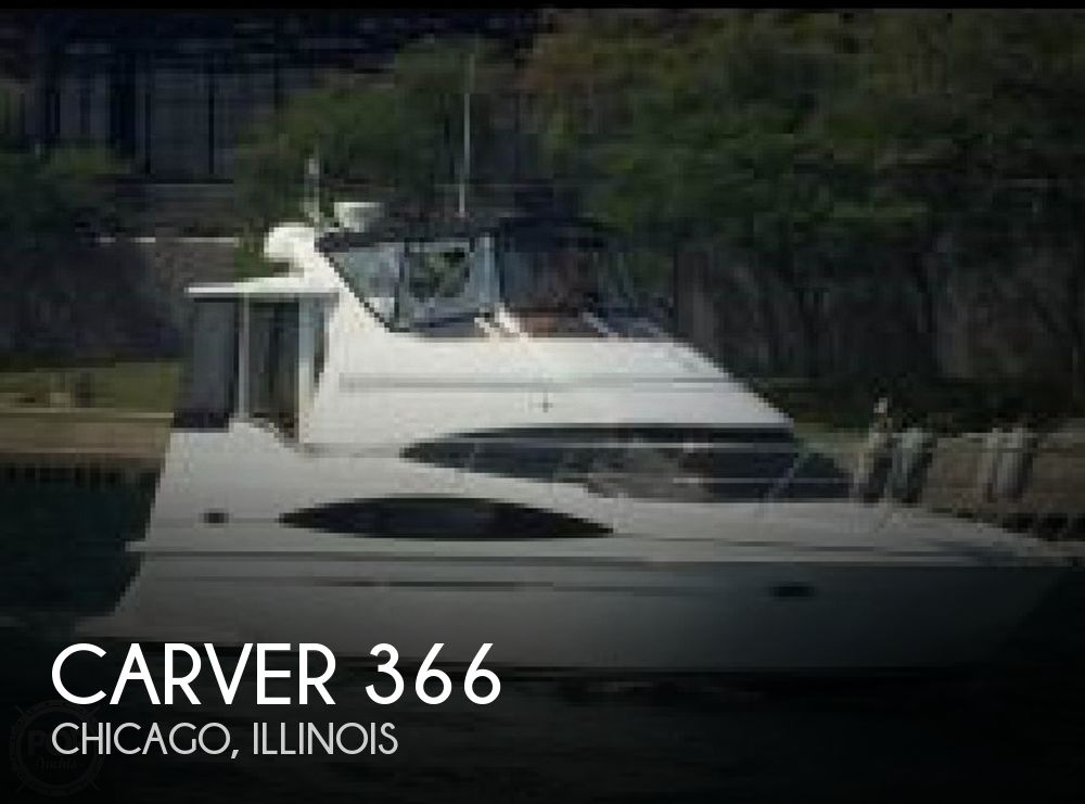 Used Carver Boats For Sale by owner | 2003 Carver 366