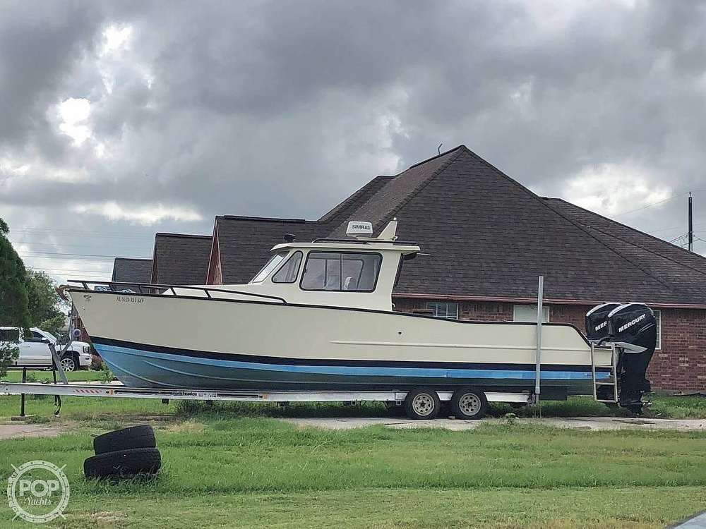2017 Custom boat for sale, model of the boat is 35 Aluminum Hull & Image # 2 of 18